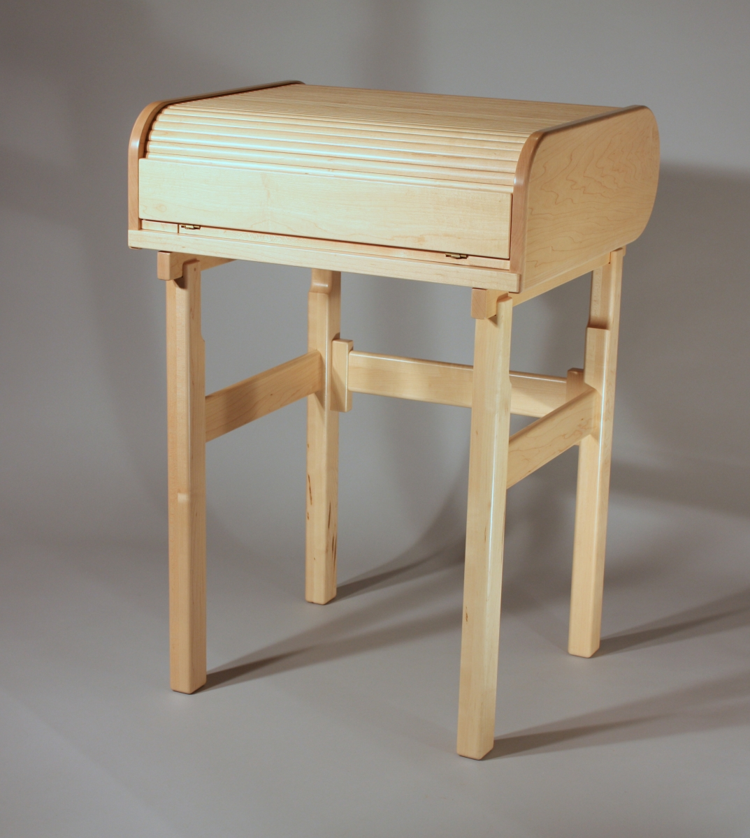 This Desk Can Be Provided With Electric Power Inside The