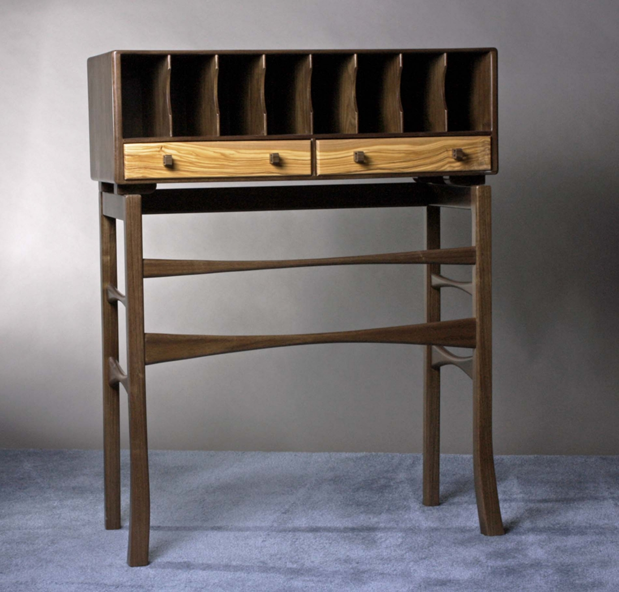 Olivewood Bruce Erdman Joiner Of Fine Furniture