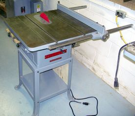 On September 8 2008 The Local Craig S List Had A Listing For An Old Delta Table Saw It Turned Out To Be 34 500 Inch Tilting Arbor